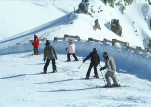 Family Skiing Holiday in Valmorel France