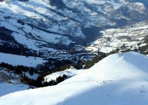 Valmorel Ski Terrain