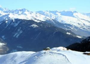 Ski Terrain in Valmorel